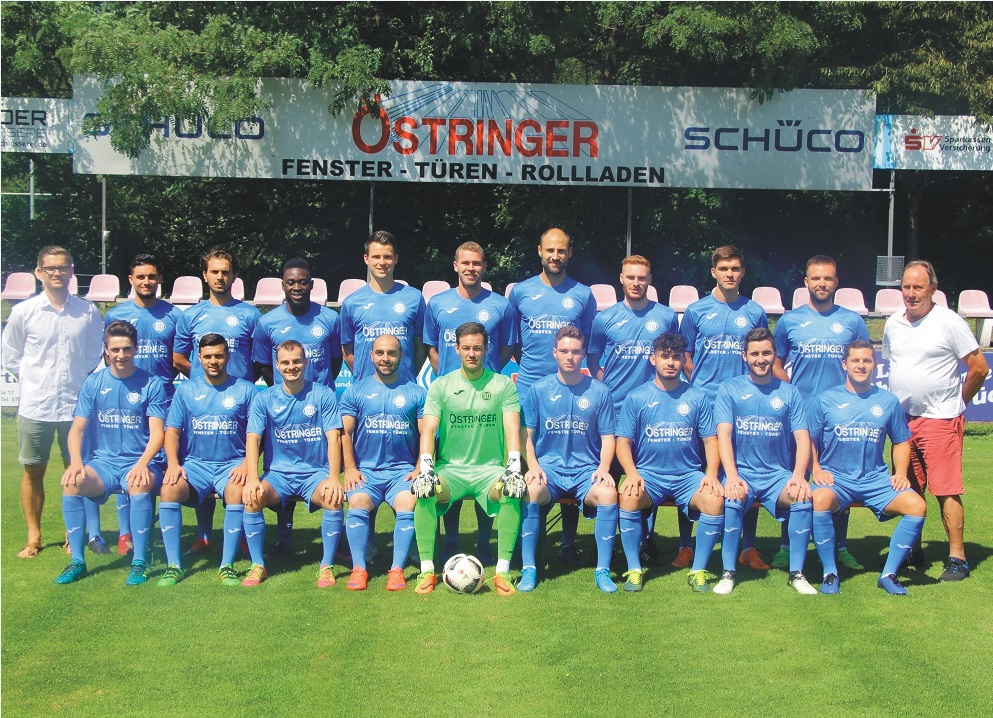 FC 1922 Östringen e V  - Mannschaft
