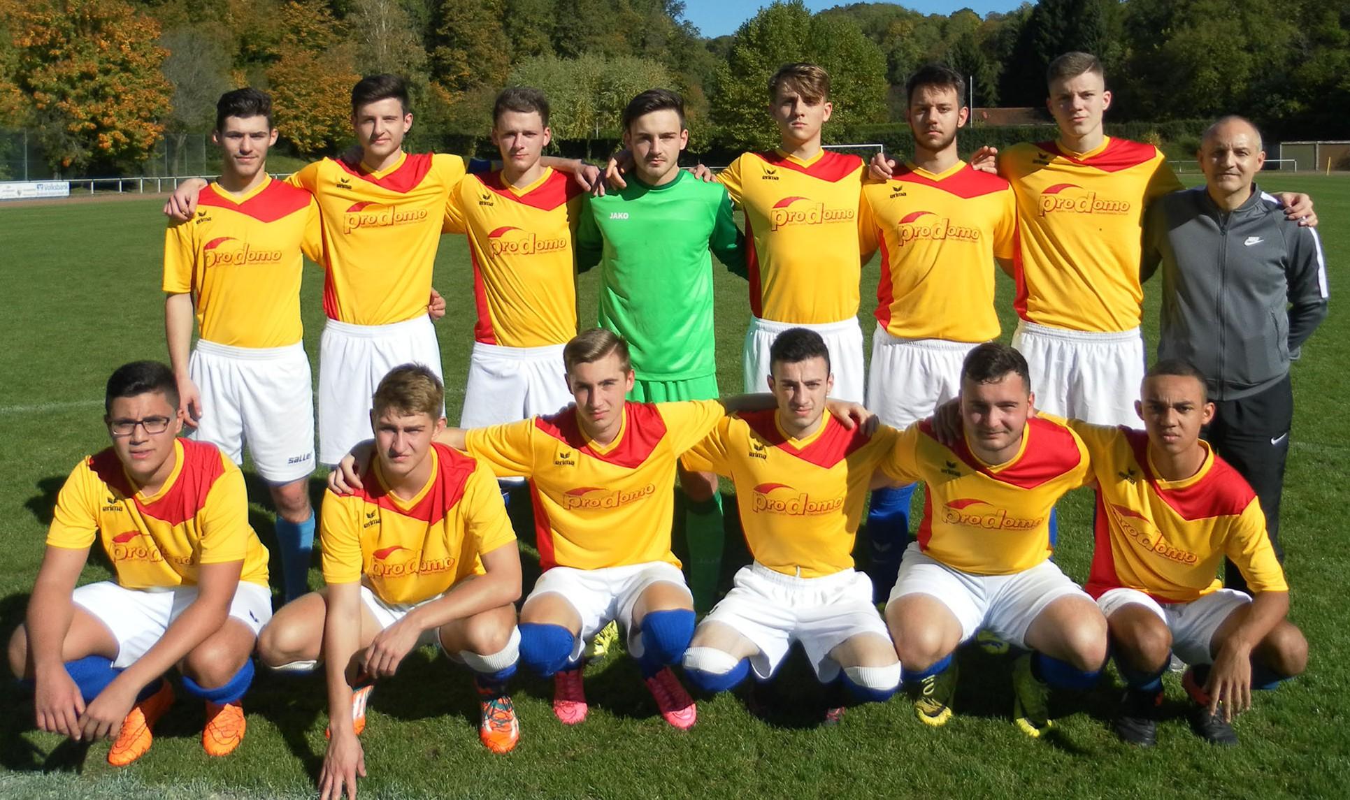 FC 1922 Östringen e V  - A - Junioren
